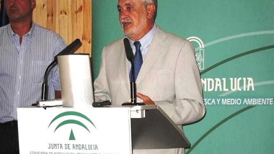 """Griñán aboga por un Fondo de Liquidez """"para todos y en condiciones de equidad"""""""