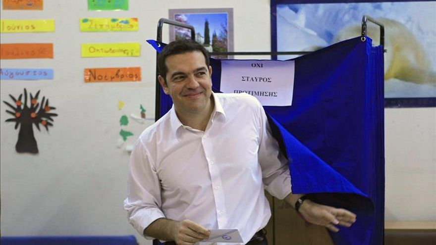 Tsipras: el pueblo votará a un Gobierno que dará la batalla en Europa
