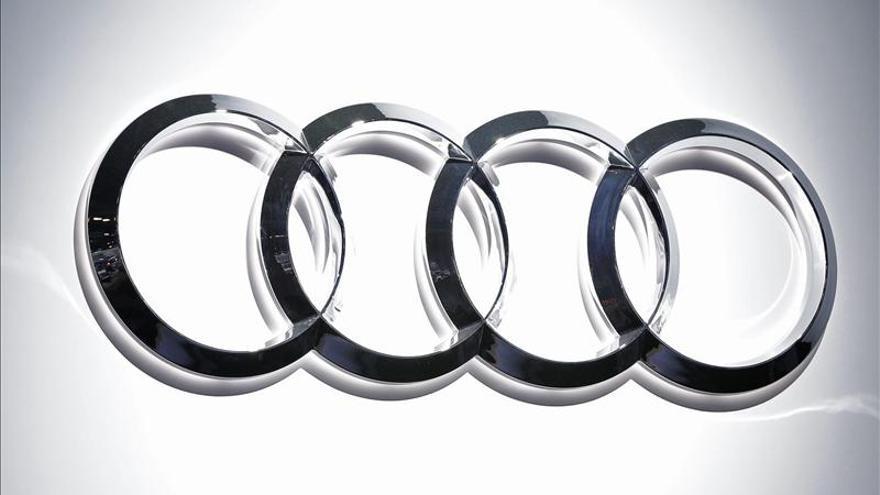 Audi vende hasta octubre 1,444 millones de vehículos, un 10,1 por ciento más