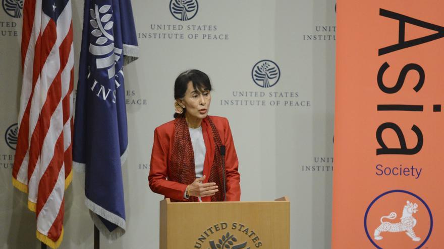 Obama recibirá hoy a la opositora birmana Suu Kyi