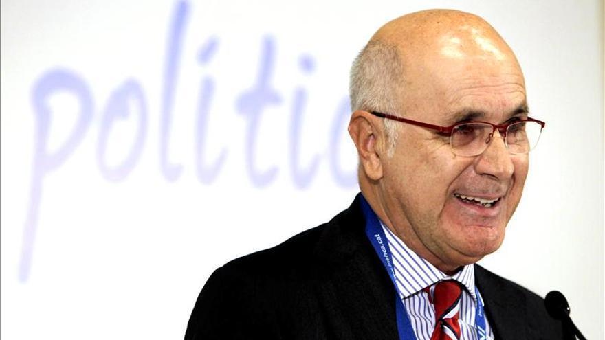 Duran Lleida planteará mañana su dimisión como secretario general de CiU