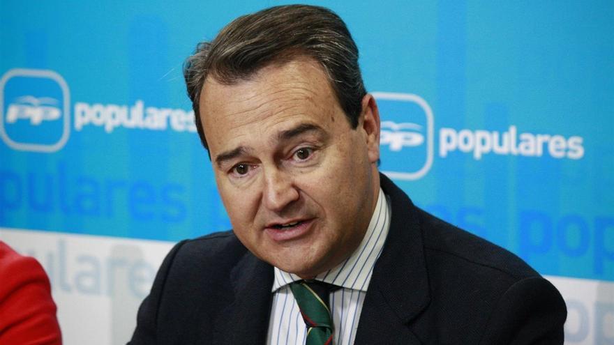 Agustín Conde ha sido cesado este sábado como secretario de Estado de Defensa