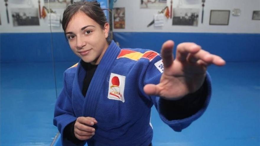 Judo: La paciente espera de Julia Figueroa