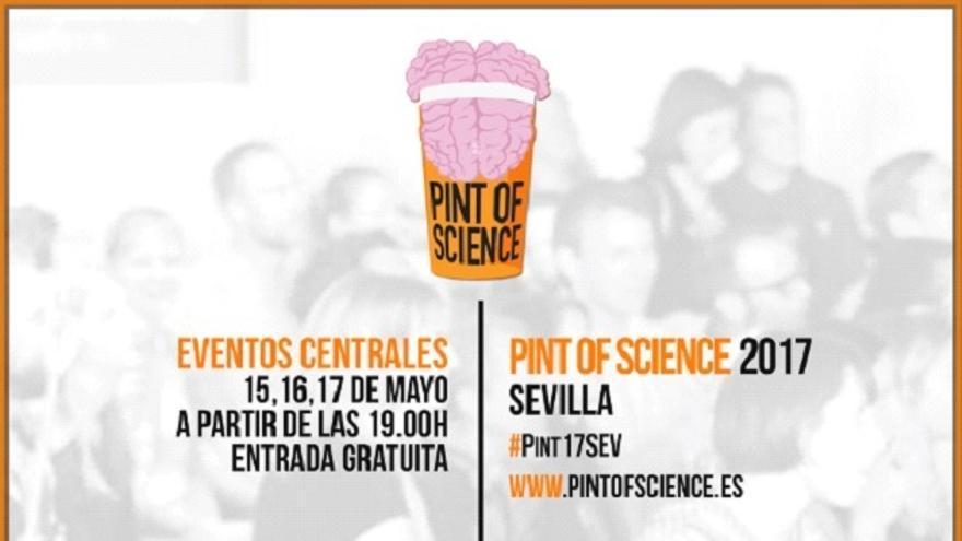 Cartel de Pint of science