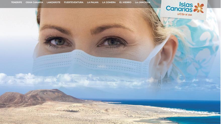 """Turismo de Canarias sortea vacaciones en las Islas entre el personal sanitario para que entre en 'Fase de tranquilidad"""""""