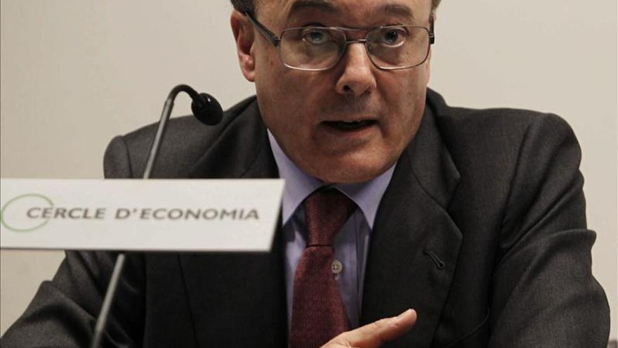 El Banco de España cree que la contracción del crédito está tocando suelo