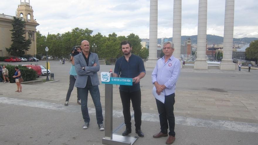 """Romeva afirma que con una victoria amplia España y la UE tendrán """"interés"""" en negociar"""