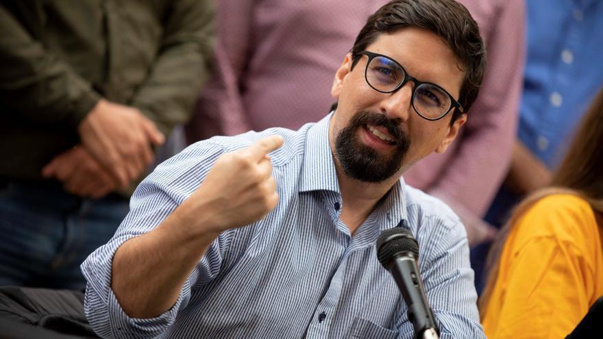 """Abogados del opositor venezolano detenido denuncian su """"desaparición forzada"""""""