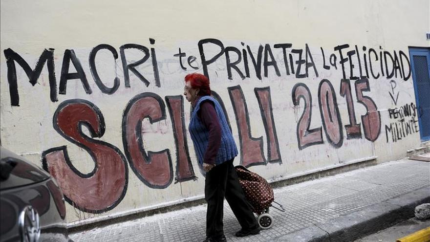 """El opositor argentino Macri se toma con humor la """"campaña del miedo"""""""