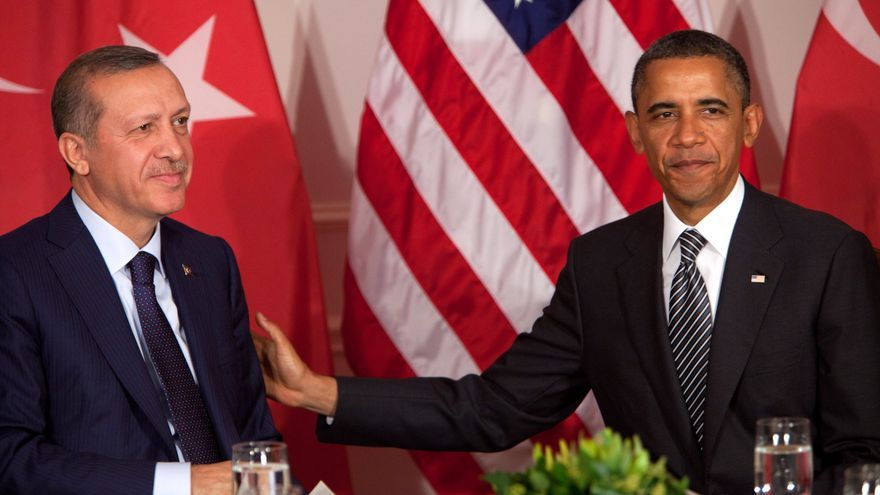 """Obama y Erdogan acuerdan luchar contra """"cualquier forma de terrorismo"""""""