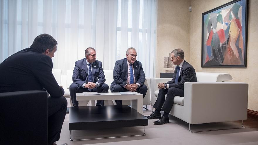"""Víctimas del terrorismo agradecen """"la cercanía"""" y los """"pasos"""" del Gobierno vasco en la atención los damnificados"""