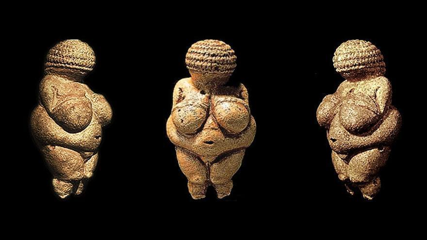 La Venus de Willendorf, nuestra primera diosa carnal