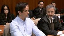El jurado declara a Rodrigo Lanza culpable de homicidio imprudente por la muerte de Víctor Laínez