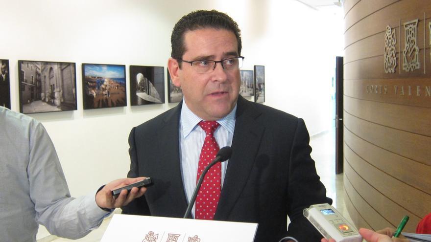 """Bellver (PP) critica que la oposición emplee las comisiones de investigación como """"mecanismo de guerra masiva"""""""