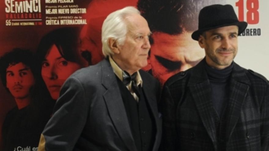 Leonardo Sbaraglia y Federico Luppi presentan Sin Retorno
