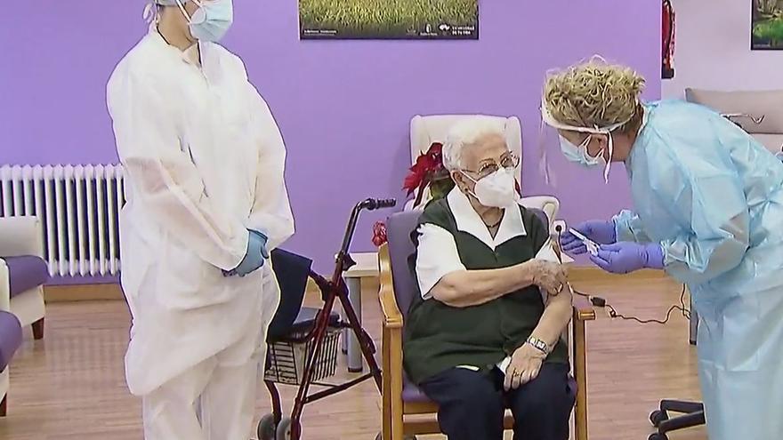Araceli Hidalgo será la primera en recibir la tercera dosis de la vacuna en Guadalajara, el 27 de septiembre