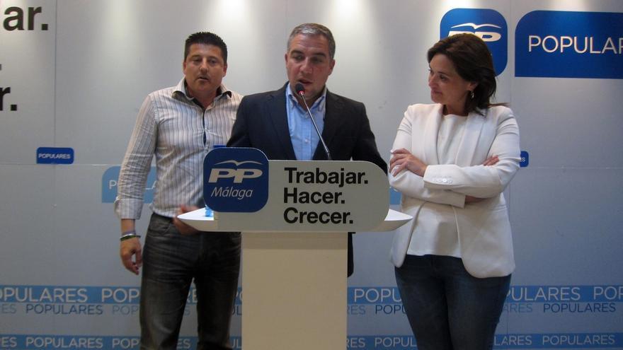 """Bendodo afirma que haber ganado en la provincia """"nos legitima"""" para formar Gobierno en Diputación"""