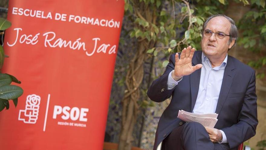 Gabilondo dice que se necesitan dirigentes que sean referentes y no contraejemplos