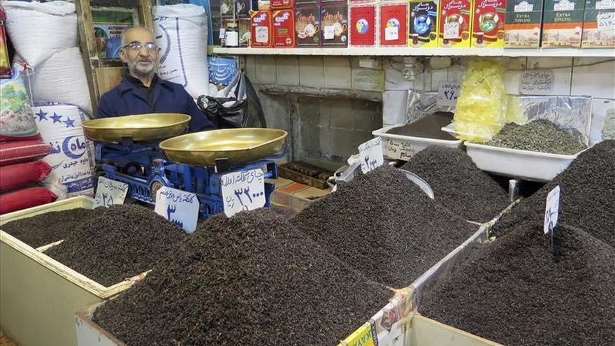 """El Gran Bazar de Tabriz, un comercio centenario que sigue """"vivo y coleando"""""""