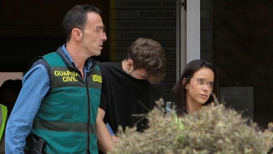 El presunto asesino de Pioz se somete a una evaluación de su estado mental