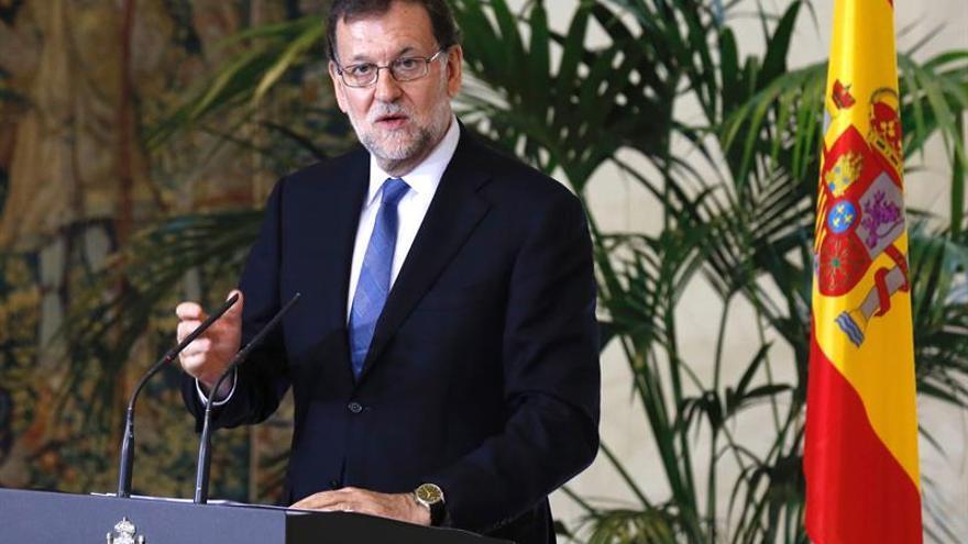 Rajoy felicita a Kenny por su reelección como primer ministro irlandés