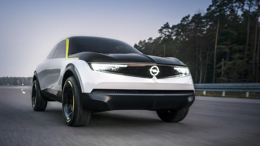 El Opel GT X Experimental es un SUV eléctrico con nivel 3 de conducción autónoma.