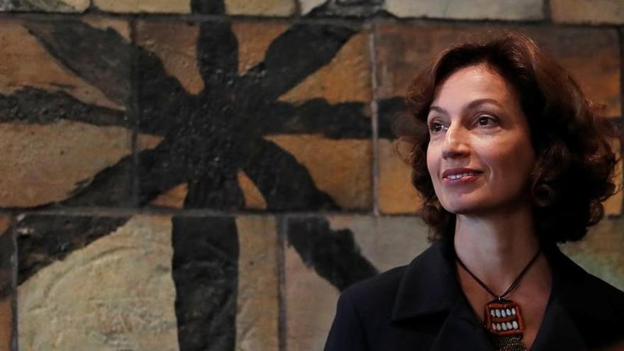 Audrey Azoulay llega a la dirección de la Unesco con una apuesta por el diálogo