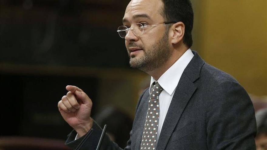 """Hernando: """"Nunca la unidad de España estuvo tan en peligro como con Rajoy"""""""