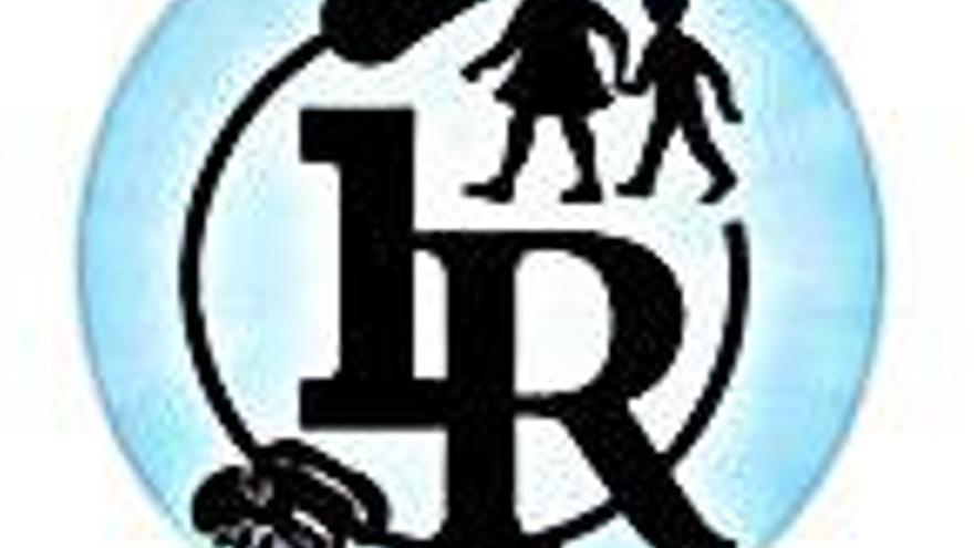 Logotipo de Infancia Robada