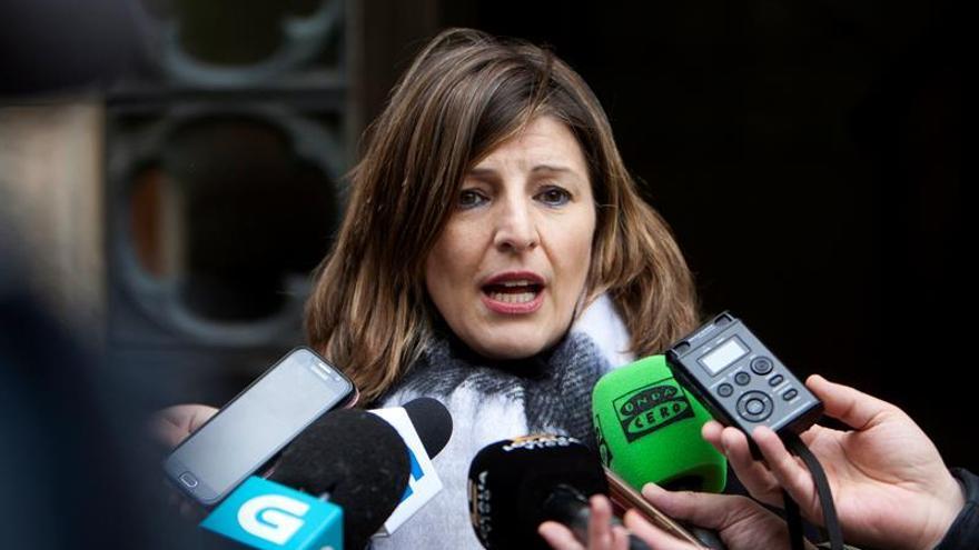 En Marea volverá a pedir comisión sobre el Alvia al contar con el apoyo del PSOE