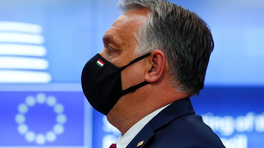 Orbán y Abascal coinciden en la defensa de las fronteras y la soberanía