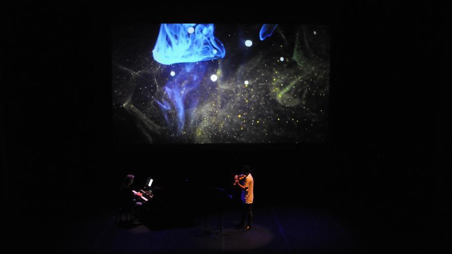 Uno de los espectáculos programados en el festival Keroxen