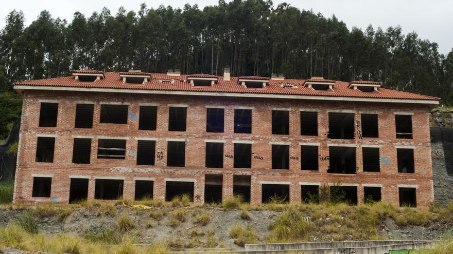 El Alto del Cuco nació al albur del boom inmobiliario y el ladrillazo.