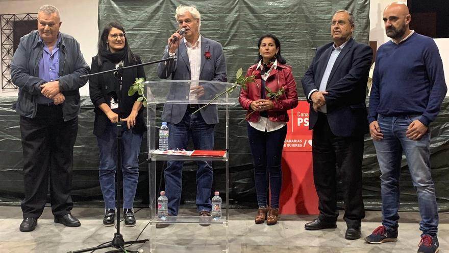 Candidatos PSOE El Hierro