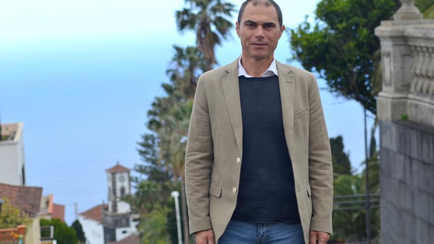 José María Pestana es alcalde de Mazo.