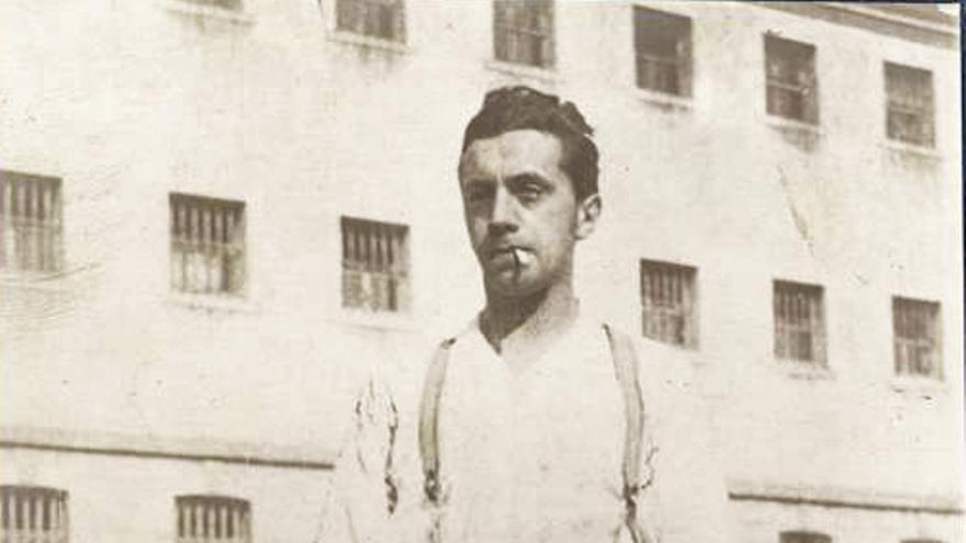 Ernst Toller, en una imagen de su juventud.