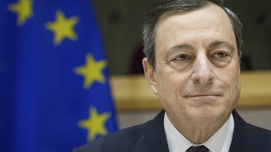 Draghi: la falta de estándares en la estadística incrementa el coste para los bancos