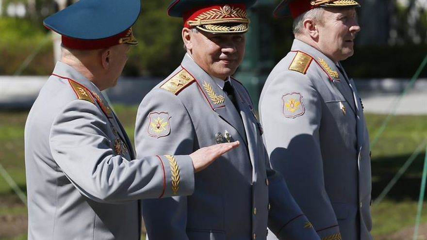 Rusia y Argentina, dispuestas a ampliar y fortalecer su cooperación militar