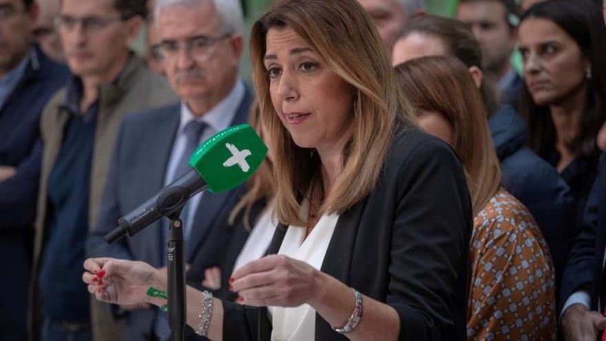 El Comité Director del PSOE-A analizará los resultados electorales el lunes