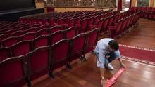 El Teatro Leal se prepara para reabrir sus puertas el jueves 18 con todas las medidas de seguridad