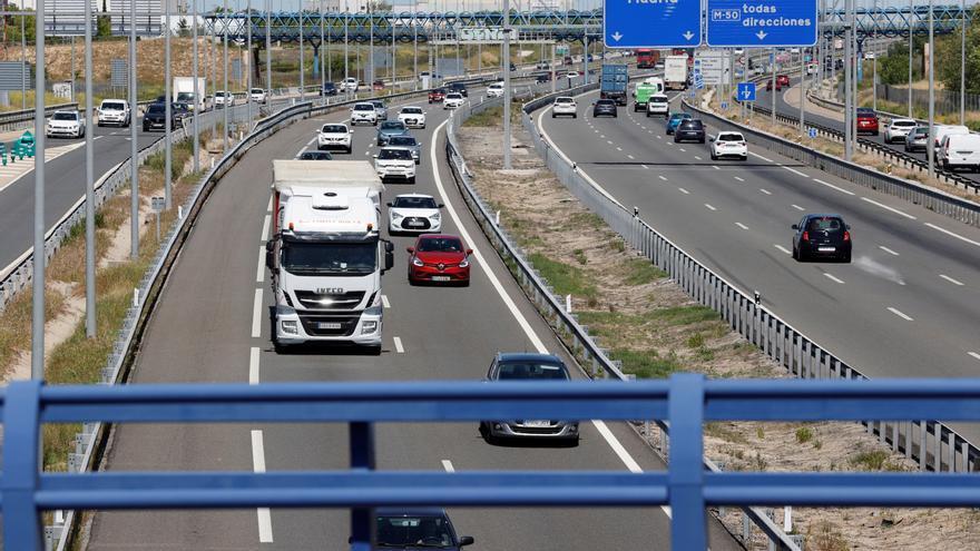 Seis fallecidos en tres accidentes de tráfico durante el fin de semana