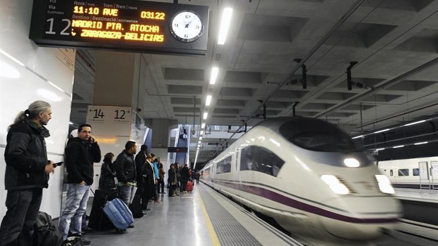 Renfe abre otro plazo para los nuevos AVE al admitirse recurso de Bombardier
