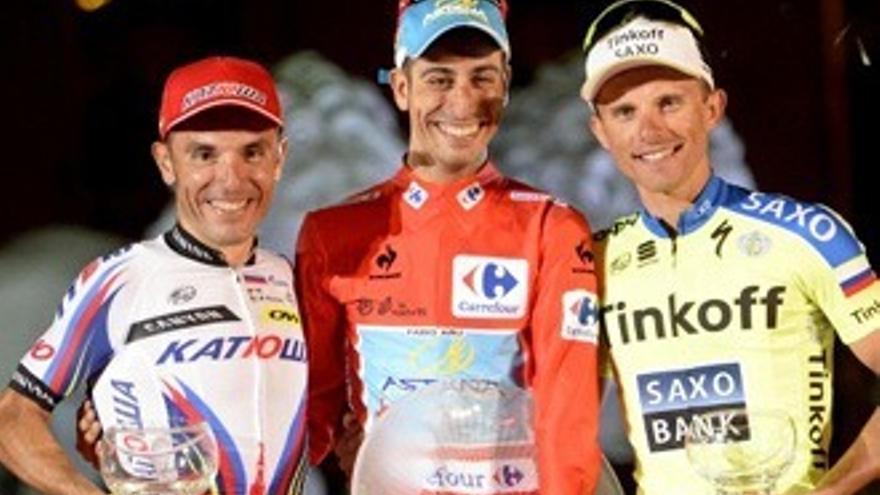 La 1 no pudo emitir el final de La Vuelta por 'razones de seguridad civil'