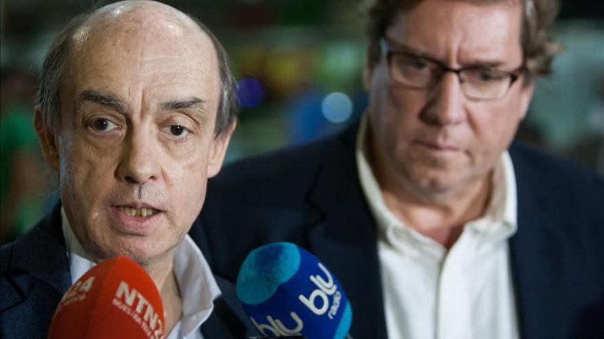 Eurodiputados españoles llegan a Caracas en misión exploratoria