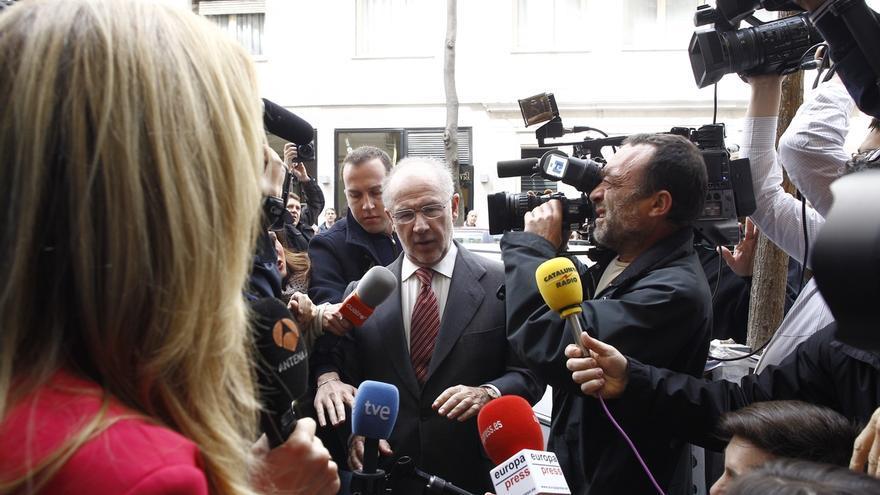 Andreu escucha mañana a peritos de Rato y celebra vista para ver si aumenta la fianza de la excúpula de Bankia
