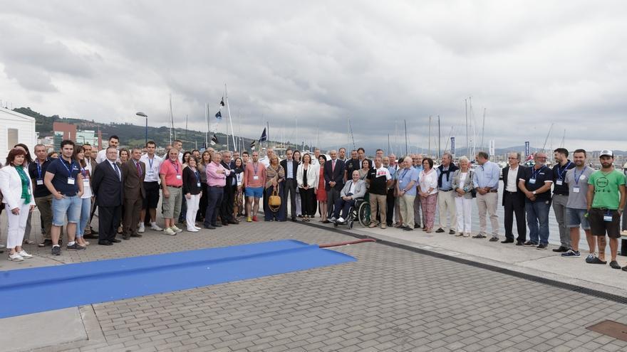 El Gobierno quiere convertir el puerto deportivo de Laredo en sede permanente del Salón Náutico de Cantabria