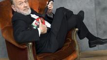 Marcos Mundstock en una imagen de archivo de la página de Les Luthiers