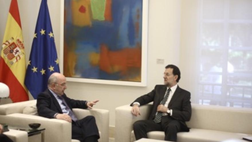 Rajoy Y Almunia