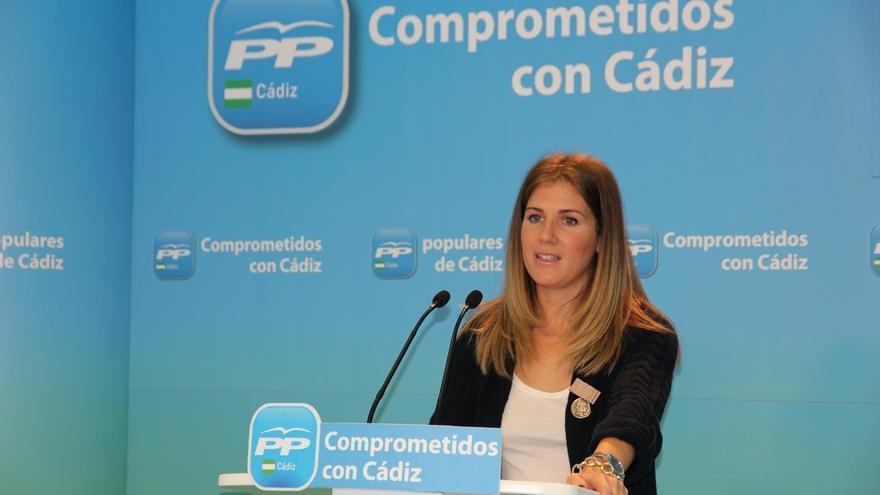 Ana Mestre encabezará la candidatura al Parlamento andaluz por Cádiz