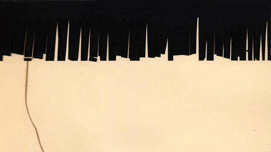 Joan Brossa, 'Un poema visual' en Nous Poemes (1960)